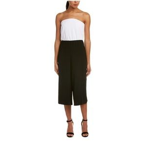 NWT!  Alice + Olivia cropped jumpsuit.